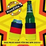 WM Fanartikel Getränkekühler